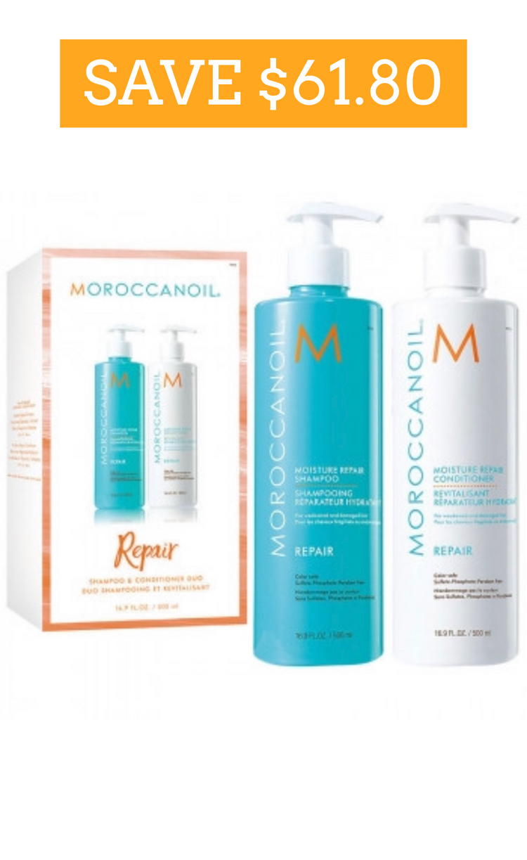 MOROCCANOIL DUO PACK (2 x 500ml) - Repair