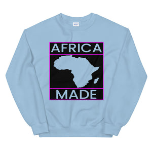 Africa Made (Purple) Sweatshirt