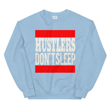 Load image into Gallery viewer, Hustlers Don't Sleep Sweatshirt