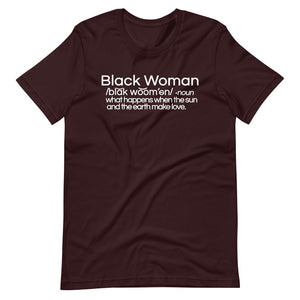 Black Woman Defined