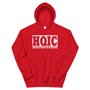 HQIC - Head Queen In Charge Hoodie