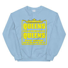 Load image into Gallery viewer, Queens Recognize Queens Sweatshirt