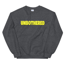 Load image into Gallery viewer, Unbothered Sweatshirt