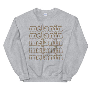 FIVE TIMES MELANIN Sweatshirt