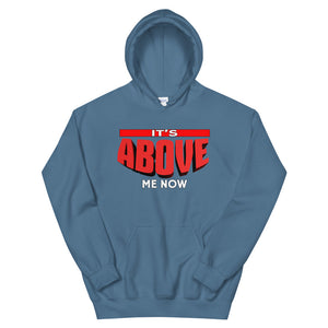 It's Above Me Now Hoodie