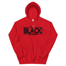 Load image into Gallery viewer, I Love Black Women Hoodie