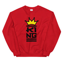 Load image into Gallery viewer, Crowned KING Sweatshirt