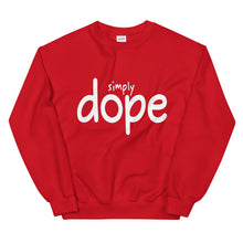 Load image into Gallery viewer, Simply Dope Sweatshirt