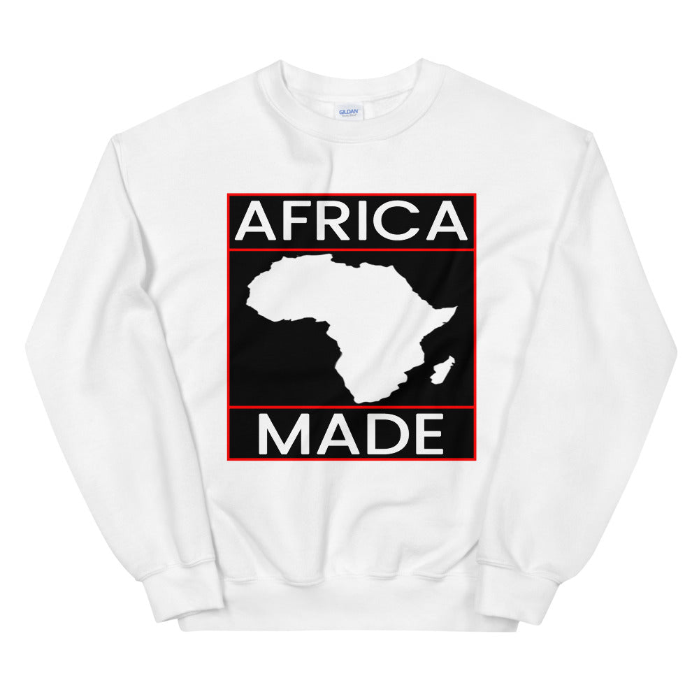 Africa Made (Red) Sweatshirt