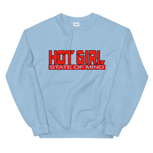 Hot Girl State Of Mind Sweatshirt