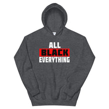 Load image into Gallery viewer, All Black Everything Hoodie