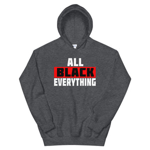 All Black Everything Hoodie