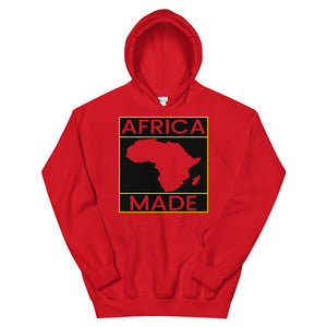 Africa Made (Gold) Hoodie