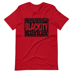 Unapologetically Blackity Black Black