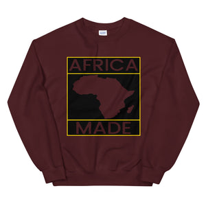 Africa Made (Gold) Sweatshirt