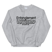 Load image into Gallery viewer, Entanglement Defined Sweatshirt