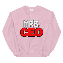 Load image into Gallery viewer, MRS. CEO Sweatshirt