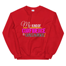 Load image into Gallery viewer, My Kind Of Confidence Sweatshirt