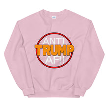Load image into Gallery viewer, Anti TRUMP AF!! Sweatshirt