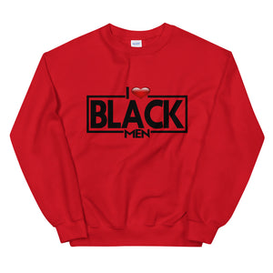 I Love Black Men Sweatshirt