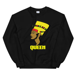 Beautiful Black Queen Sweatshirt
