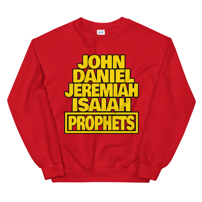 Bible Prophets Sweatshirt