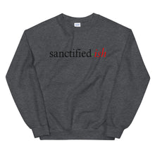 Load image into Gallery viewer, Sanctified-ish Sweatshirt