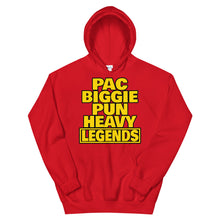 Load image into Gallery viewer, Hip Hop Legends Hoodie
