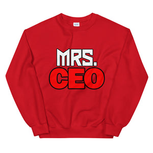 MRS. CEO Sweatshirt