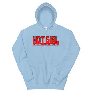 Hot Girl State Of Mind Hoodie