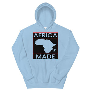 Africa Made (Red) Hoodie