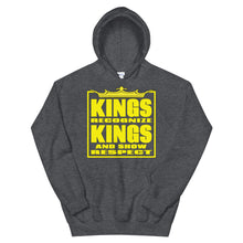Load image into Gallery viewer, Kings Recognize Kings Hoodie
