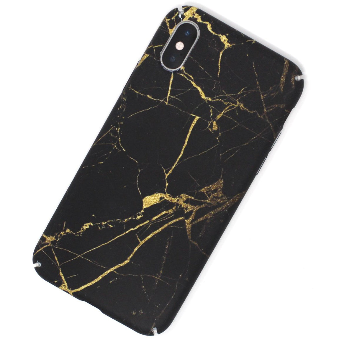 Modern Gold Marble Case