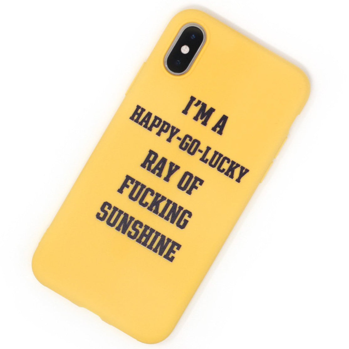 Ray of Sunshine Case (Pink/ Black/ Yellow)