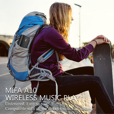 Mifa A10 Bluetooth Waterproof Speaker - Belacase Ave.