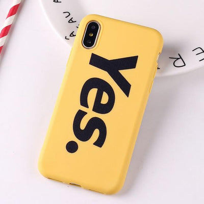 Yes Case (Yellow/ Red/ Pink) - Belacase Ave.