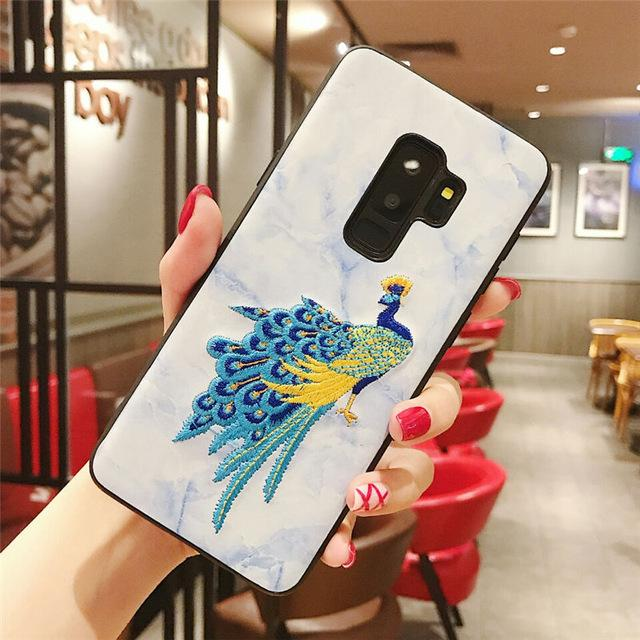 Peacock Spirit Case