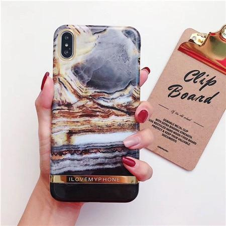 Tectonic Marble Case - Belacase Ave.