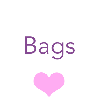 Girls bags, backpacks and purses