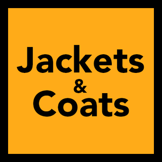 All outerwear jackets and coats