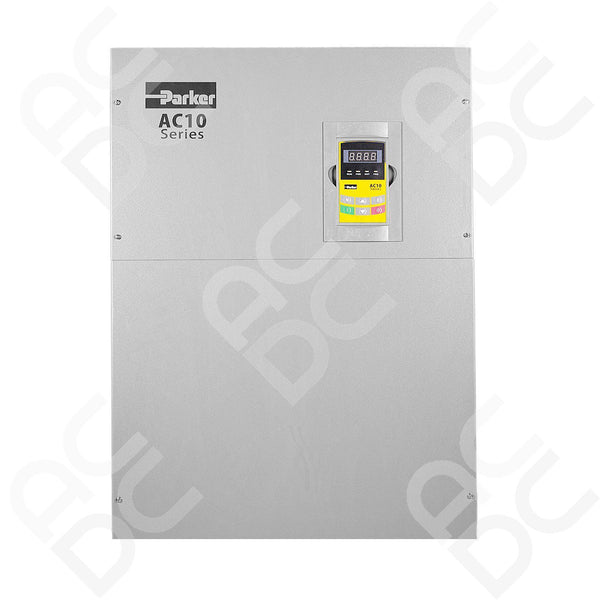 132kW Inverter 415VAC 3Ph Parker AC10 - 10G-410-2650-BF