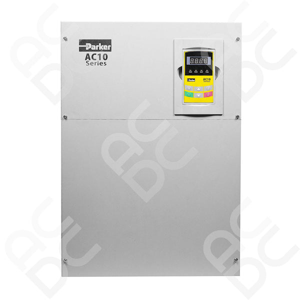 90kW Inverter 415VAC 3Ph Parker AC10 - 10G-49-1800-BF