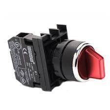 EMAS Red Multipole Selector Switch - B101SL30B (II-0-I) 2 NO