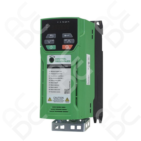 2.2kW Inverter 415VAC 3Ph - Commander C200