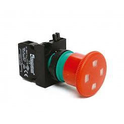 Emergency Stop Button - IP65 - CP200EP - 40mm - 1 NC