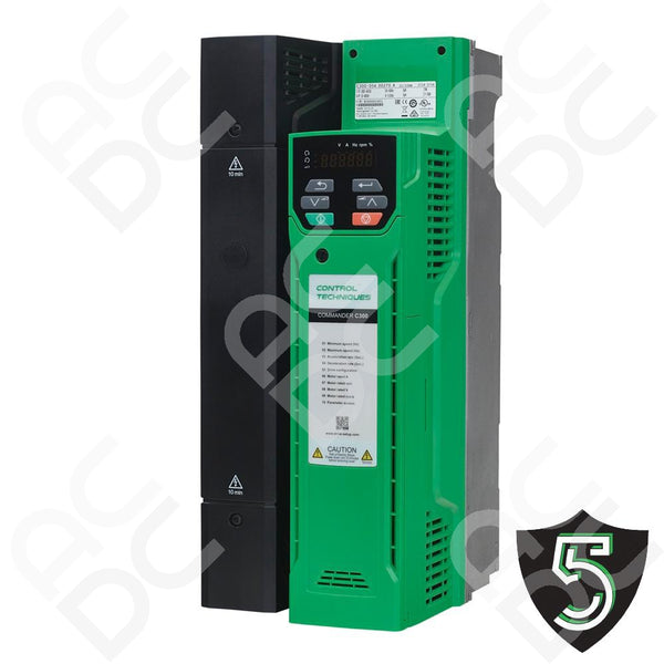 11kW Inverter 415VAC 3Ph - Commander C200
