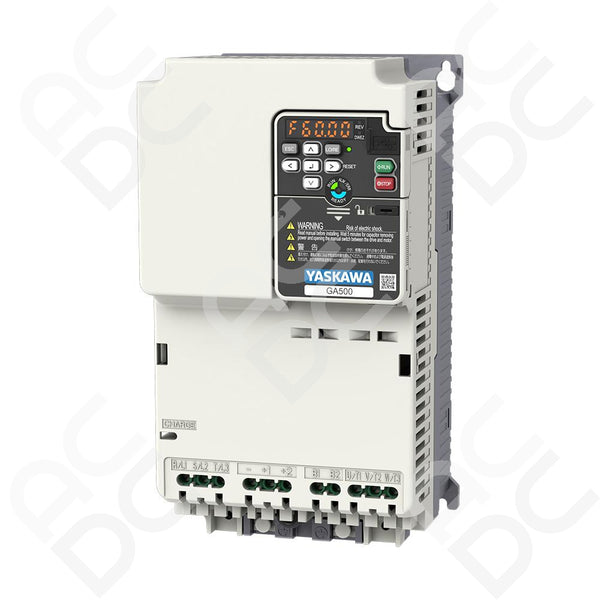 22kW HD/ 30kW ND Inverter 415VAC 3Ph - Yaskawa GA500 - GA50C4060EBA