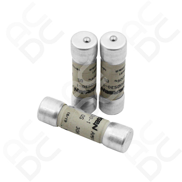 Mersen 32A 10 x 38mm - Ceramic Cartridge Fuse