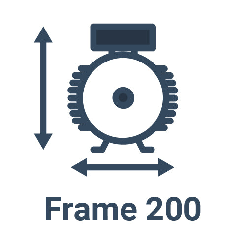 Motor-Cast-Iron-Frame-Icon