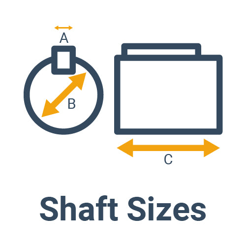 Motor-ShaftSizes-Icon